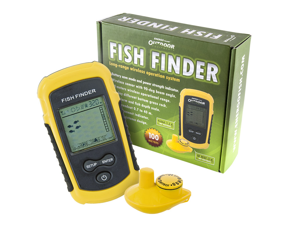Accesories sonar and bait boat et wireless fish finder for Wifi fish finder