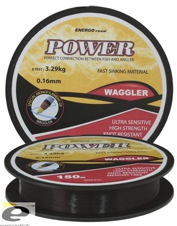 LINE ET POWER WAGGLER 150M